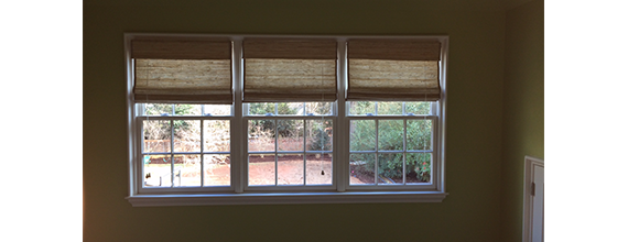 Woven Wood | Custom Blinds of Charlotte, Inc. : NC, Charlotte